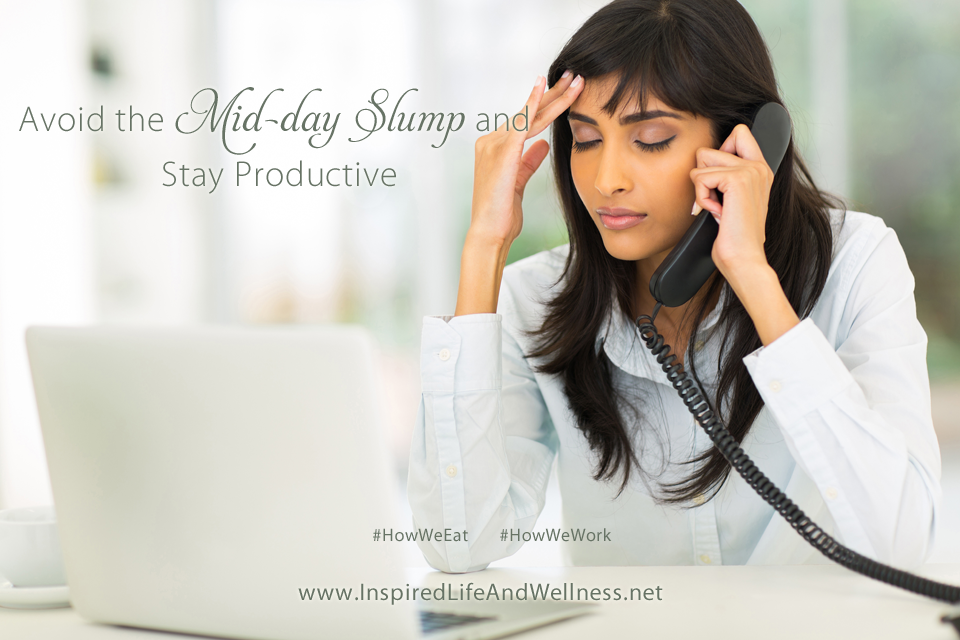 Avoid the Midday Slump and Stay Productive