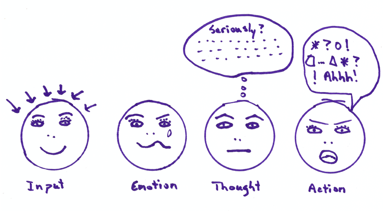 our emotional process